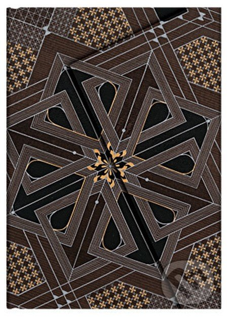 Paperblanks - Dhyana (Midi, linajkový) -