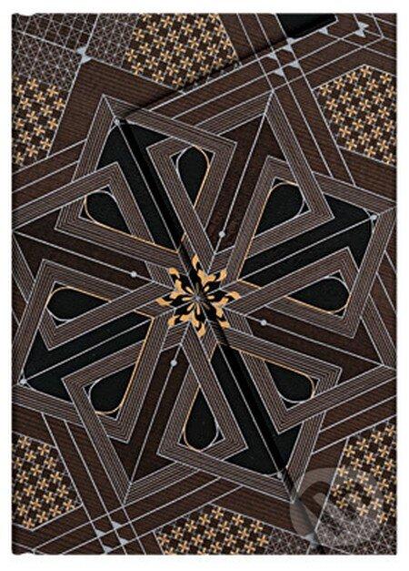 Paperblanks - Dhyana (Midi, čistý) -