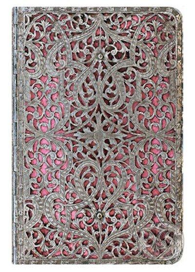 Paperblanks - Blush Pink (Classic Mini, linajkový) -
