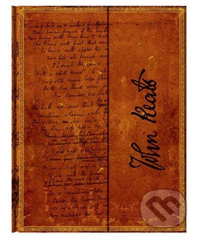 Paperblanks - Keats, To Autumn (Ultra, linajkový) -