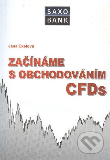 Začínáme s obchodováním CFDs - Jana Exelová