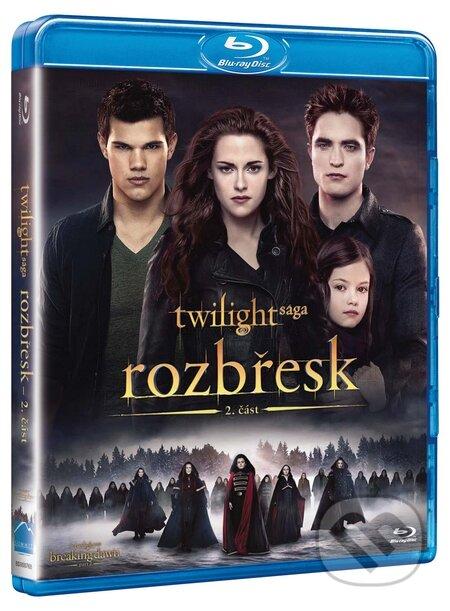 Twilight sága: Úsvit 2. časť BLU-RAY