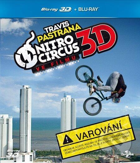 Nitro Circus 3D BLU-RAY