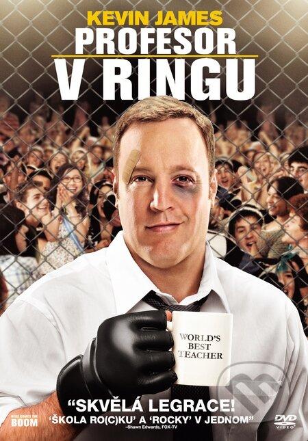 Profesor v ringu DVD