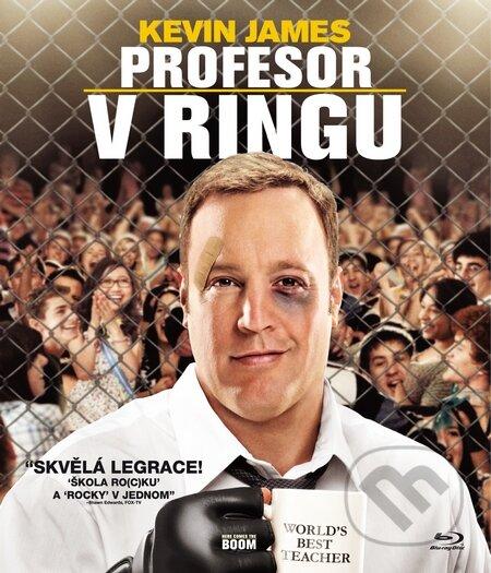 Profesor v ringu BLU-RAY