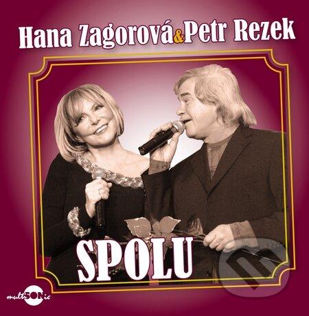 Petr Rezek&Hana Zagorová - Spolu -
