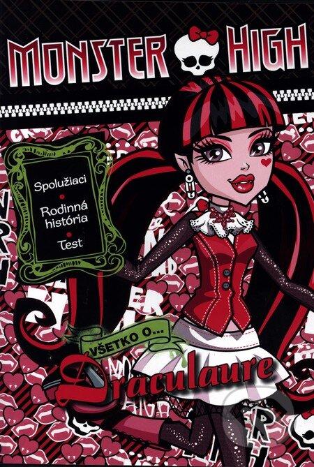 Monster High: Všetko o Draculaure -