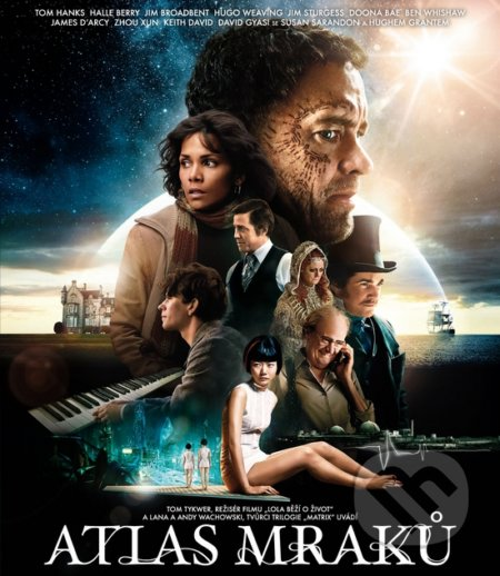Atlas mraků BLU-RAY