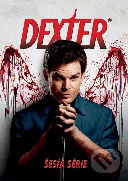 Dexter 6. série DVD