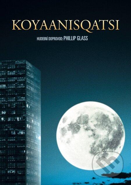 Koyaanisqatsi DVD