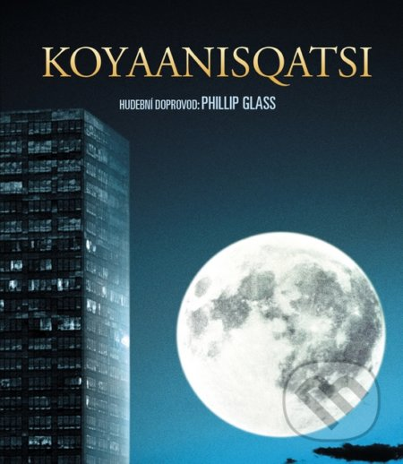 Koyaanisqatsi BLU-RAY