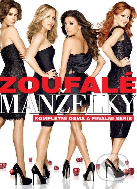 Zoufalé manželky 8. série DVD