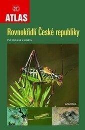 Rovnokřídlí České republiky - Petr Kočárek