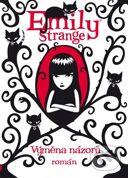 Emily Strange: Výměna názorů - Rob Reger, Buzz Parker, Jessica Gruner