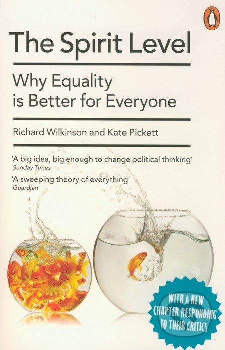 The Spirit Level - Richard Wilkinson, Kate Pickett