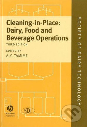 Cleaning-in-Place - A.Y. Tamime
