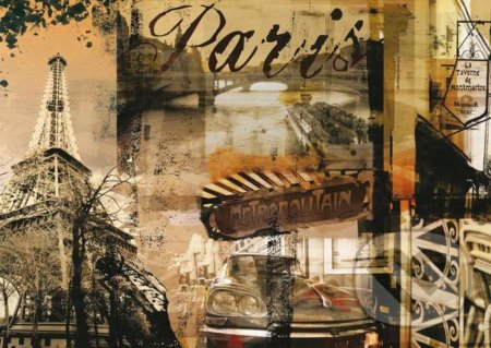 Nostalgická Paríž -