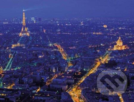 Paríž v noci -