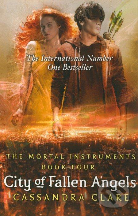 The Mortal Instruments: City of Fallen Angels - Cassandra Clare