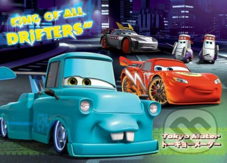 Cars Toons Tokyo Mater -
