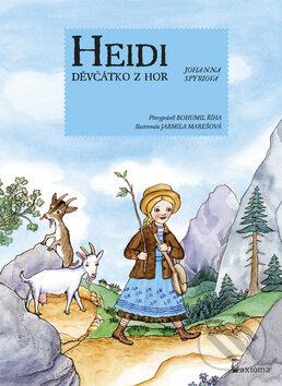 Heidi, děvčátko z hor - Johana Spyri