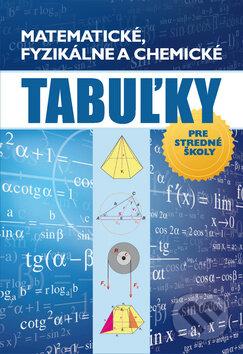 Matematické, fyzikálne a chemické tabuľky -