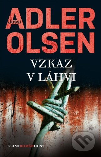 Vzkaz v láhvi - Jussi Adler-Olsen