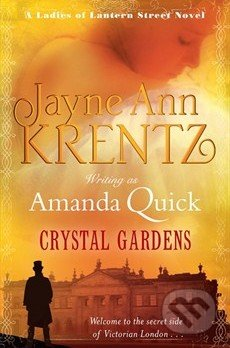 Crystal Gardens - Jayne Ann Krentz