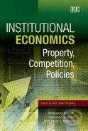 Institutional Economics - Wolfgang Kasper