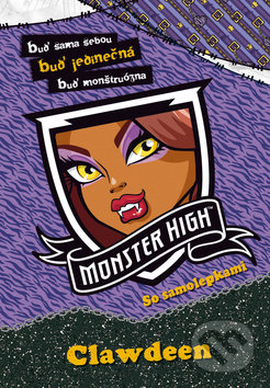 Monster High: Clawdeen -