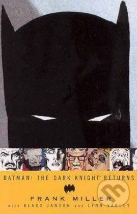 Batman - Frank Miller, Klaus Janson, Lynn Varley