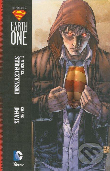 Superman: Earth One - Shane Davis, J. Michael Straczynski