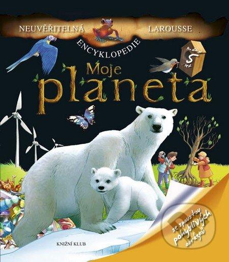 Moje planeta - Kolektiv autorů