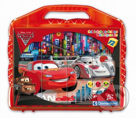 12 kociek Cars 2 -