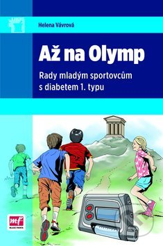 Až na Olymp - Helena Vávrová