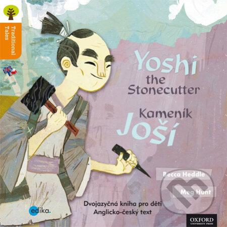Yoshi the Stonecutter / Kameník Joši - Becca Heddle, Meg Hunt