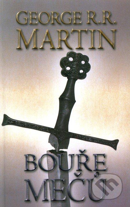 Bouře mečů 2 (kniha třetí) - George R.R. Martin