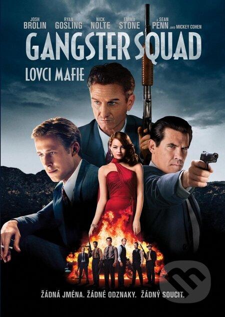 Gangster Squad - Lovci mafie DVD