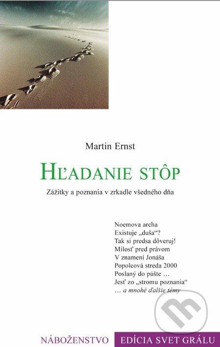 Hľadanie stôp - Martin Ernst