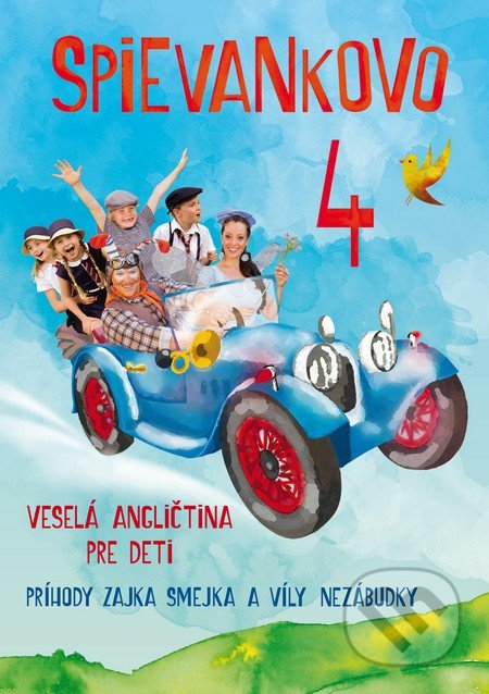 Spievankovo 4 (DVD) DVD