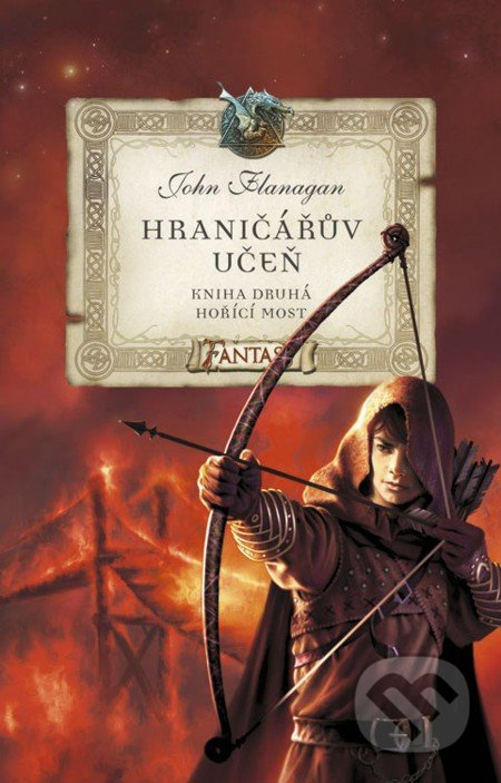 Hraničářův učeň (Kniha druhá) - John Flanagan