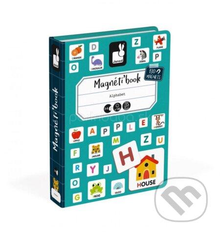 Magnetická kniha – Angličtina A.B.C. -