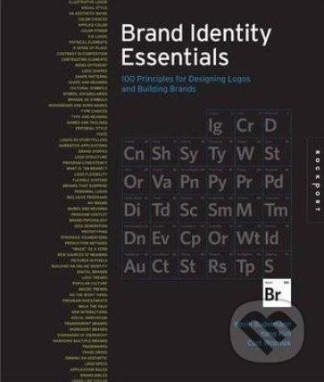 Essential Elements for Brand Identity - Kevin Budelmann, Yang Kim, Curt Wozniak