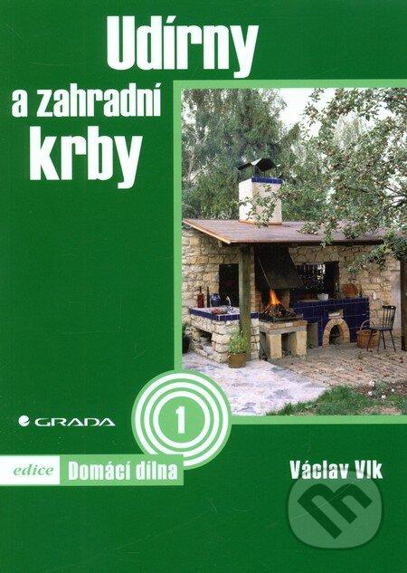 Udírny a zahradní krby - Václav Vlk