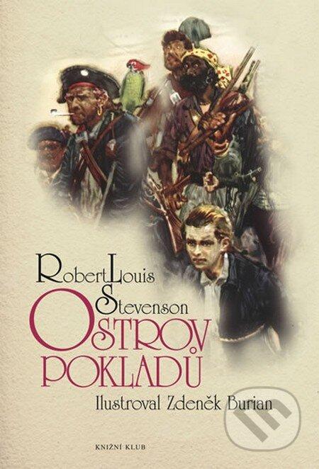 Ostrov pokladů - Robert Louis Stevenson
