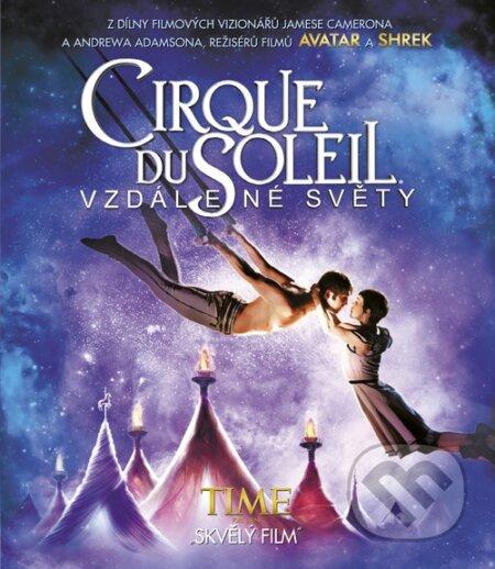 Cirque Du Soleil: Vzdálené světy BLU-RAY