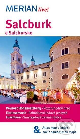 Salcburk a Salcbursko - Wolfgang Seitz