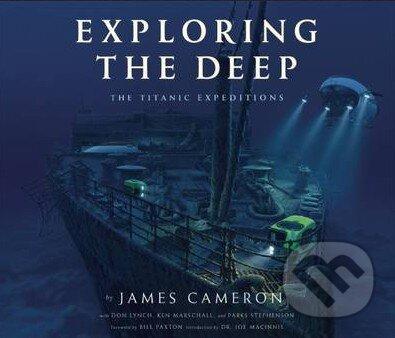 Exploring the Deep - James Cameron