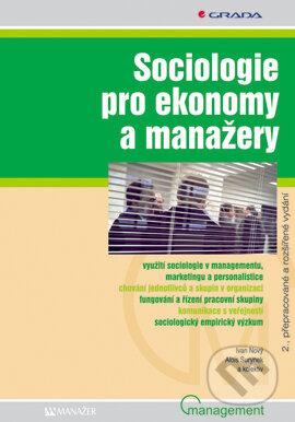 Sociologie pro ekonomy a manažery - Ivan Nový, Surynek Alois a kolektiv