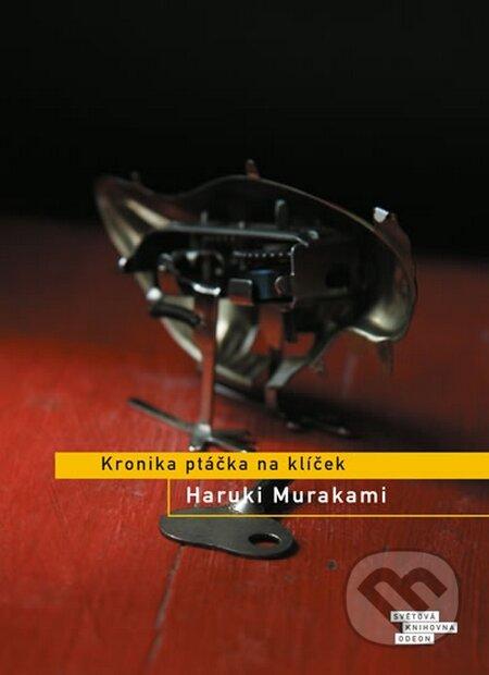 Kronika ptáčka na klíček - Haruki Murakami